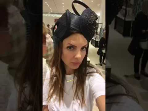 da8ff4eae2c Destree Paris Celine Robert Chapeaux Hats - YouTube