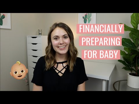 HOW WE'RE FINANCIALLY PREPARING FOR BABY (BEFORE I'M PREGNANT)