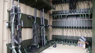 STORAGELogic of Maryland Universal Expeditionary Weapons Storage System