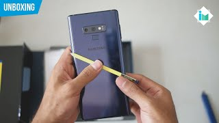 what i got for christmas note 9