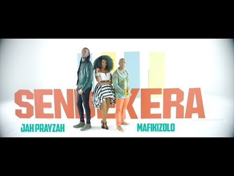 Jah Prayzah ft. Mafikizolo - Sendekera (Official Video)