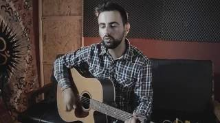 "Kings Of Leon-""Use somebody"" acoustic cover by Louis Vlahakis"