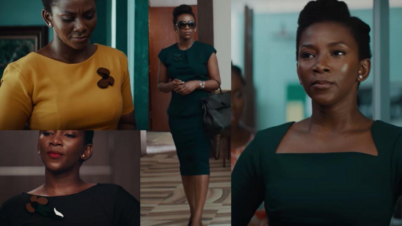 Download LIONHEART THE MOVIE Genevieve Nnaji's Fashion & Style