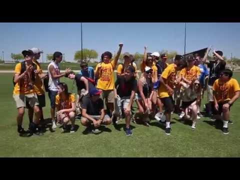Cronkite Sports Camp 2016