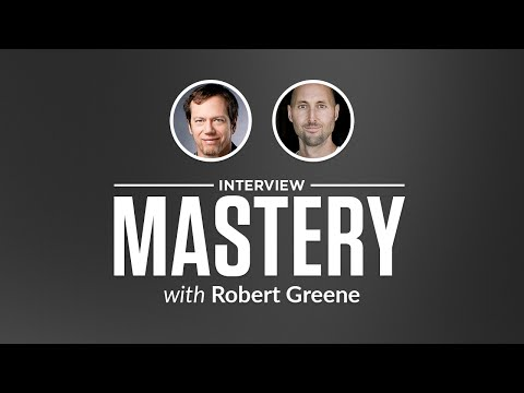 Interview: Mastery with Robert Greene