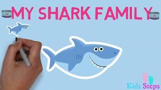 Baby Shark   Kids Songs and Nursery Rhymes   Animal Songs  Songs for Children