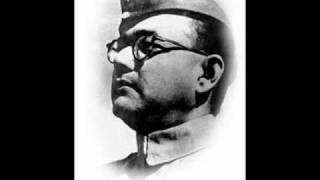 REAL SPEECH OF NETAJI SUBHASH CHANDRA BOSE!