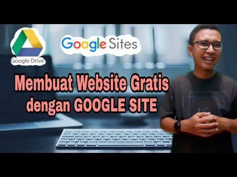 membuat-website-gratis-dengan-google-site
