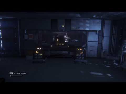 Alien Isolation Crew Expendable DLC Full Walkthrough |