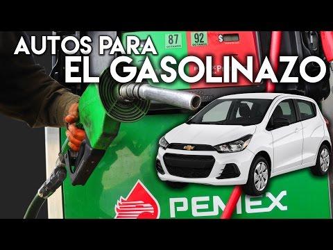 Autos Ahorradores Para el #Gasolinazo