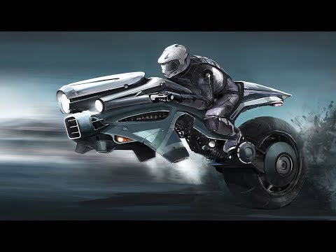 TOP 5 FUTURE MOTORCYCLES   you must watch!!