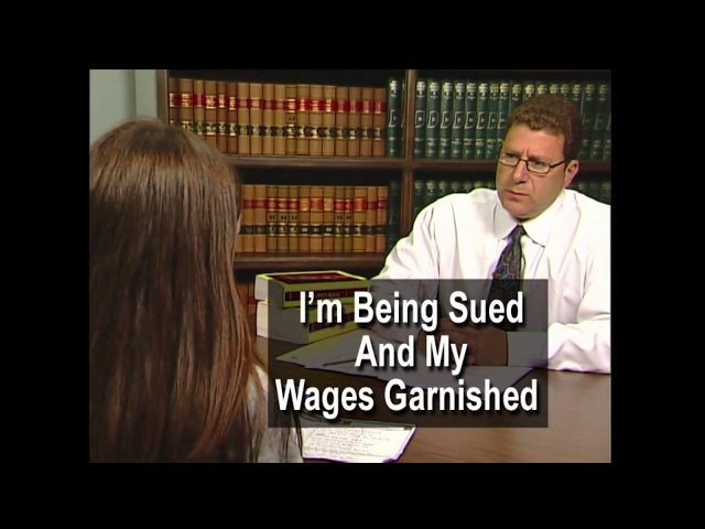 Garnished Wages And Bankruptcy.  Find out how to prevent garnishment through bankruptcy.