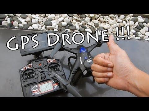 XINLIN X191 Drone Murah GPS FPV Dapet Monitor :D