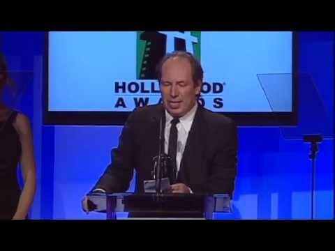 Hans Zimmer at the Hollywood Film Awards