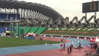 104年全國運動會 男子400公尺跨欄決賽
