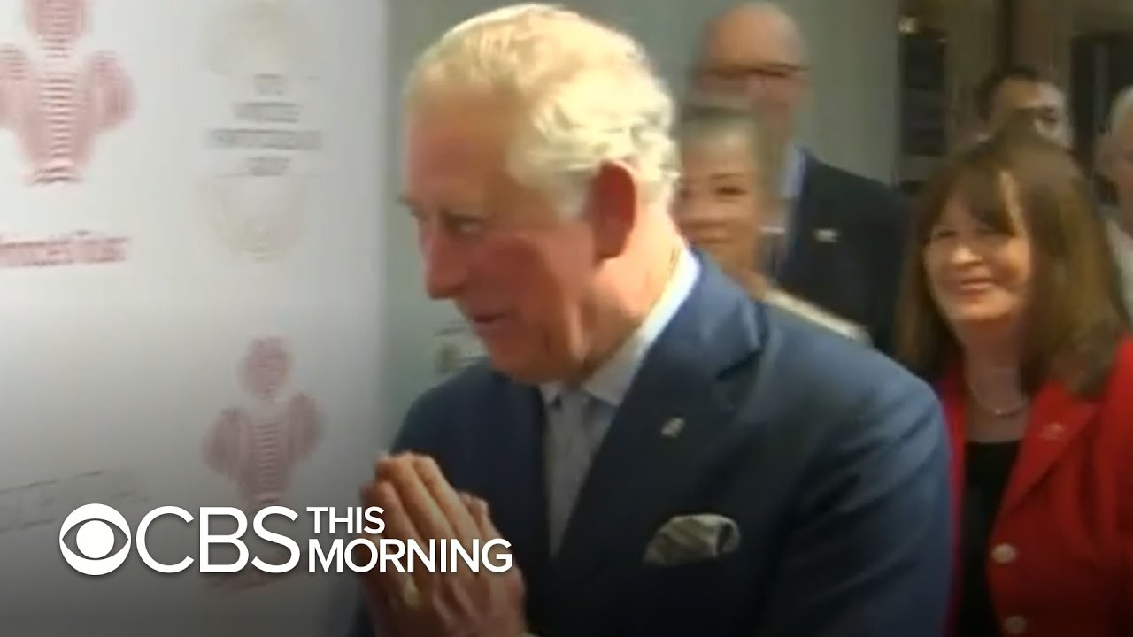 Prince Charles self-isolating after coronavirus diagnosis
