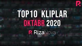 #TOP10 Kliplar #Oktabr2020 #RizaNova