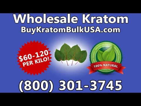 Wholesale Kratom (800) 301-3745 Seattle, WA