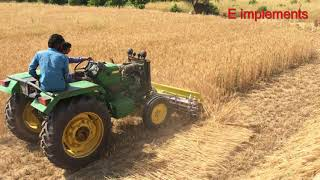EFR 210 / E implements INDIA / Tractor mounted reaper