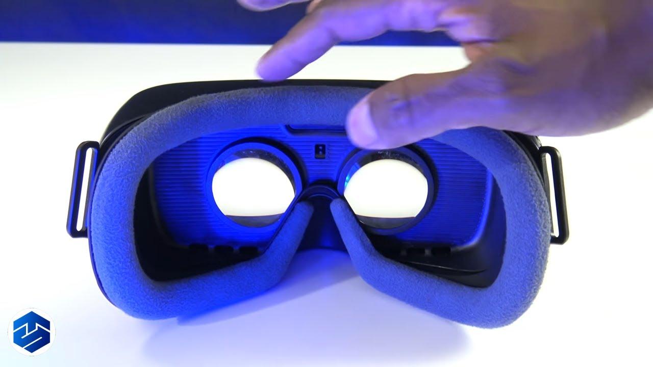 פנטסטי Samsung Gear VR Headset By Oculus Set Up - YouTube IX-11