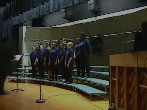Norview Middle School Choirs Spring 2018