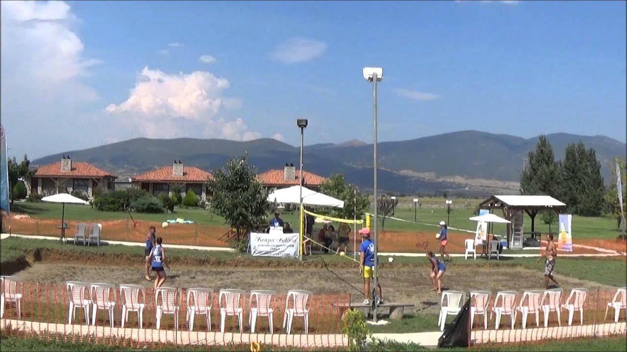Τουρνουά Beach Volley Κτήμα Κλέτσα 2015 ( 4η Ημέρα )