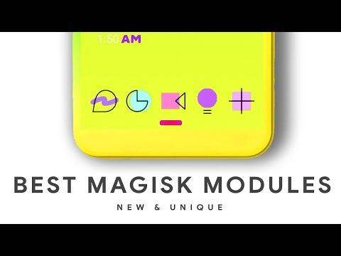 Top 5 New Unique Magisk Modules 2020 - All Phones