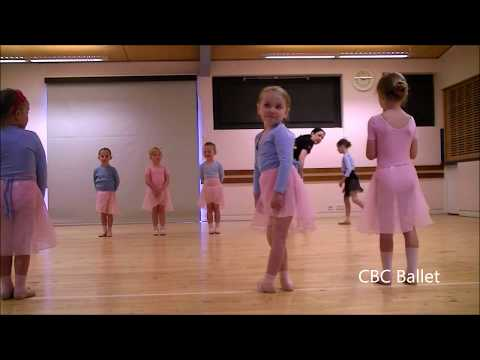 Baby Ballet ` 4 year old ballet class -  Preschool,  Nursery Children