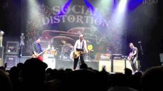 """Social Distortion """"Crown of Thorns"""" Live in Las Vegas December 22, 2012"""