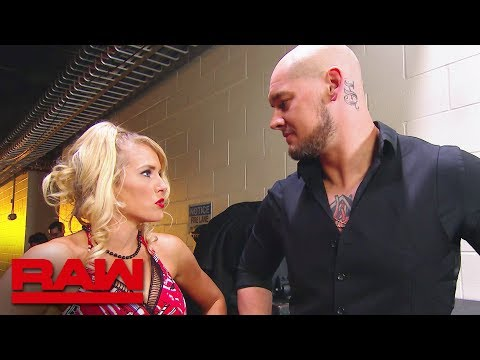 Baron Corbin & Lacey Evans conspire against Seth Rollins & Becky Lynch: Raw, June 24, 2019