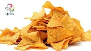 Dorito Nacho corn chips recipe in hindi  बहद सवदसट मकक क करसप चपस एकदम आसन