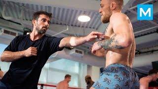 Coach of Conor McGregor - Ido Portal | Muscle Madness