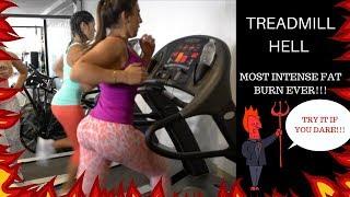 Uphill SPRINT Training! Most intense fat-burn!!!