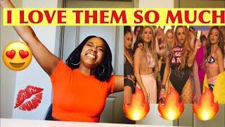 Little Mix - Power ft. Stormzy (Official Music Video) REACTION