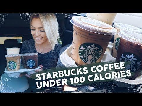 "Starbucks ""Secret"" Coffees Under 100 Calories"