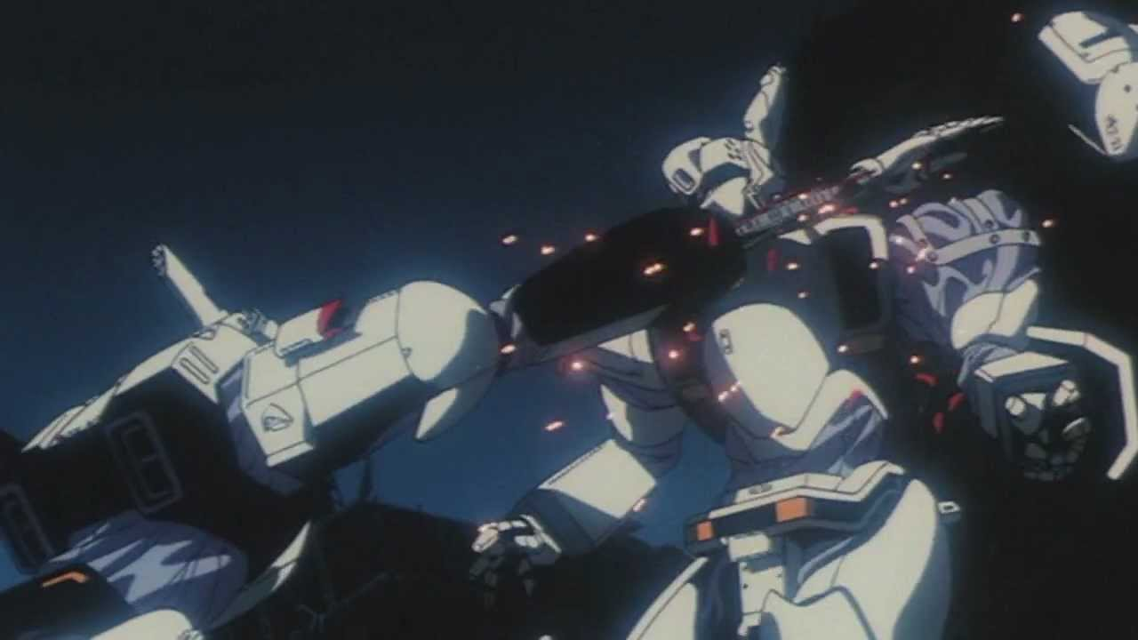 Image result for Patlabor: The Movie