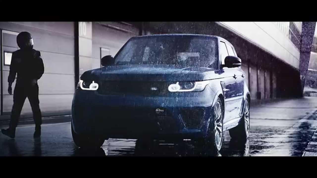 range rover sport svr launch youtube. Black Bedroom Furniture Sets. Home Design Ideas