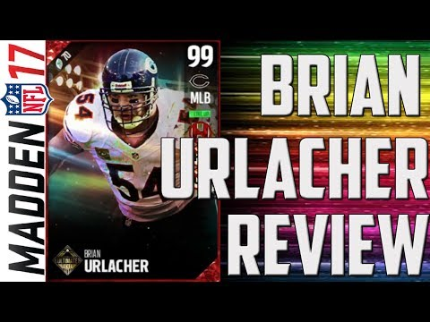 How Good is Ultimate Ticket Brian Urlacher?