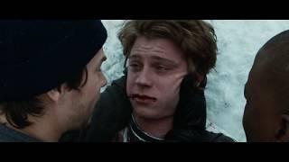 """Нападение киллеров на дом Мёрсеров. """"Кровь за кровь""""/""""Four Brothers""""."""