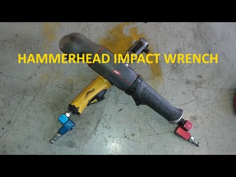 Ingersoll Rand Hammerhead 2015 Review and Comparison