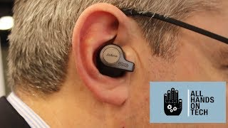 Jabra Elite Active Series first look - All Hands on Tech