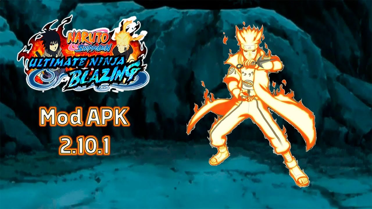 Naruto blazing apk mod 2 10 1   Ultimate Ninja Blazing 2 11