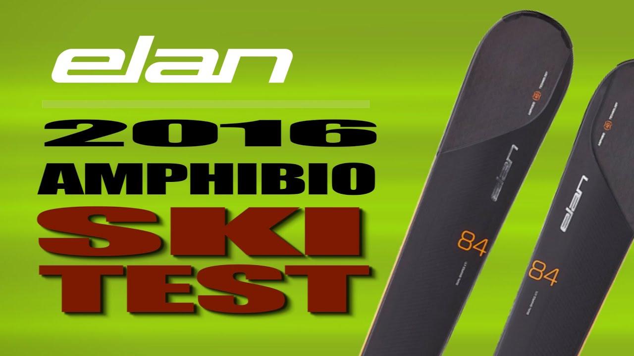 2016 elan amphibio ski test with tim flanagan and ryan mcmullin youtube. Black Bedroom Furniture Sets. Home Design Ideas