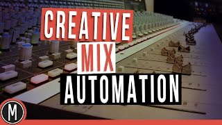CREATIVE MIX AUTOMATION - mixdown.online