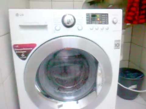 Lavadora lg 6 motion wd 1485 tda youtube - Opinion lavadoras lg ...