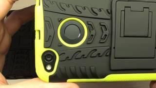 Бампер для Xiaomi Redmi 4x ARMOR обзор новый