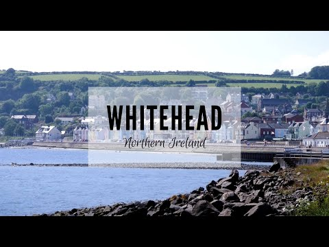Whitehead | County Antrim | Blackhead Lighthouse | Belfast Lough | Discover Northern Ireland