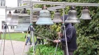 Исцеляющие звуки колоколов Ярославля