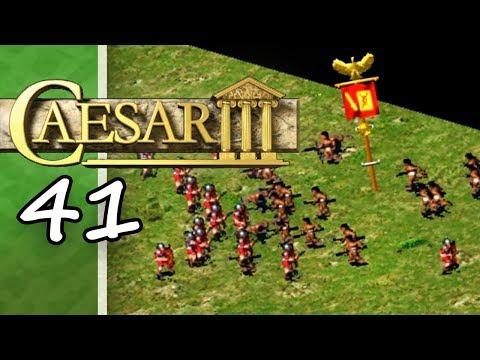 Caesar 3 [#41] - Und da beginnen die Invasionen - Let's Play