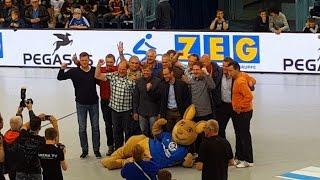 Gummersbacher Handballfamilie feiert seine Meister von 1991
